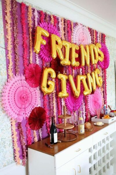 Cute and Trendy Friendsgiving Decorations Under $20