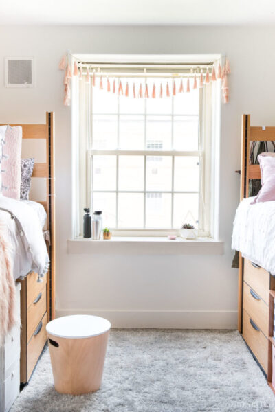 7 Dorm Room Organization Essentials You Need