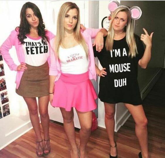 Mean Girls Halloween Costume