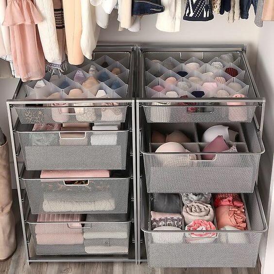 Dorm Room Storage Ideas
