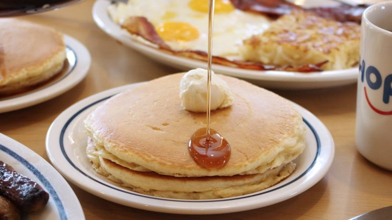 Birthday Freebies at Restaurants IHOP